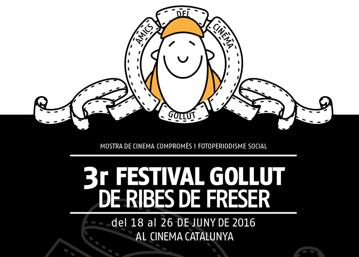 Cartell tercera edició festival gollut